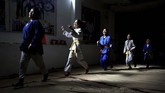 Di Afghanistan, negara yang memiliki diskriminasi gender, jujitsu tampaknya merupakan olahraga yang ideal bagi perempuan.