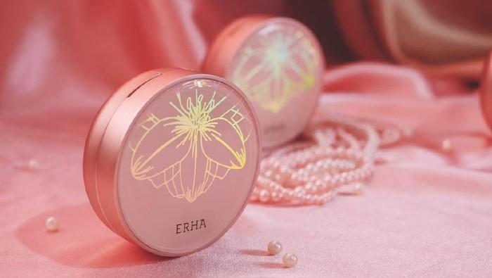 Luminous Pearl BB Cushion, Cushion Hybrid Terbaru dari ERHA!