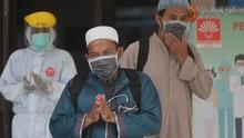 Kasus Sembuh 4.088, Tertinggi Sejak Awal Pandemi Corona