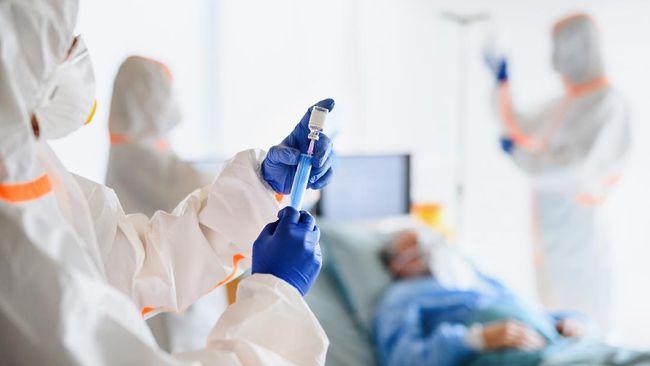 Kementerian Kesehatan menyatakan pengadaan vaksin corona gotong royong akan menjadi ranah Kementerian BUMN, khususnya Bio Farma.