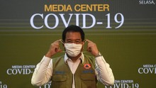 Satgas Respons Isu Obat Covid-19: Pemerintah Sangat Terbuka