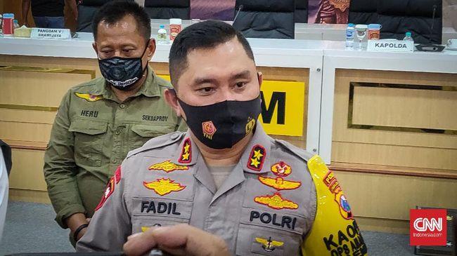Irjen Fadil Imran dan Irjen Nico Afinta resmi dilantik sebagai Kapolda Metro Jaya dan Kapolda Jatim oleh Kapolri Idham Azis.
