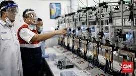 PLN Berambisi Jadi Jawara Listrik di Asia Tenggara