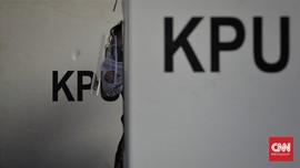 40 Komisioner KPU Pusat-Daerah Terpapar Covid di Pilkada 2020