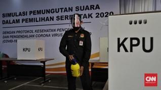 Istana Pertimbangkan Usul NU dan Muhammadiyah Tunda Pilkada