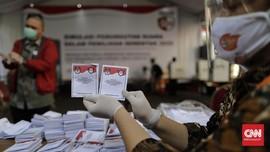 Dana Kampanye Pilkada Depok, Pradi Rp50 Juta, Idris Rp10 Juta