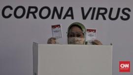 Was-was Warga Depok Nyoblos Pilkada di TPS Zona Merah