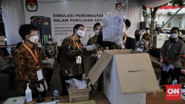 Polri ingin tingkat partisipasi pemilih Pilkada 2020 mencapai target yang ditetapkan KPU.