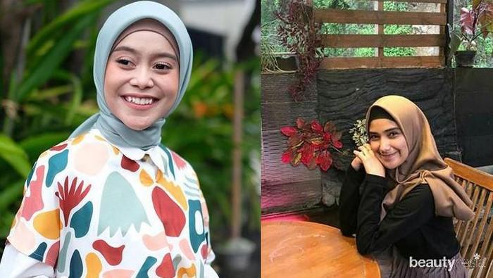 Adu Gaya Hijab Lesty Kejora VS Nadya Mustika