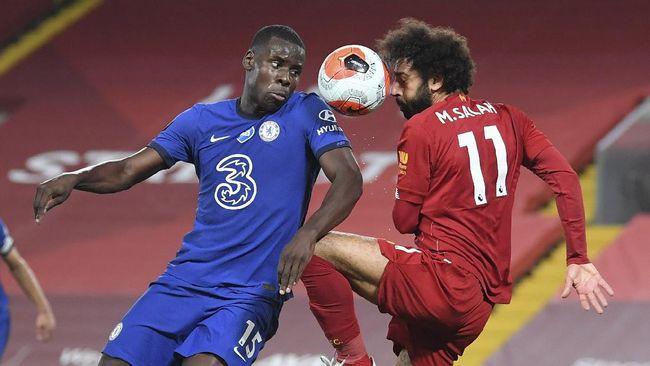 Jadwal Liga Inggris Chelsea vs Liverpool di Stamford Bridge berlangsung pada Minggu (20/9) malam pukul 22.30 WIB.
