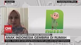 VIDEO: Anak Indonesia Gembira di Rumah