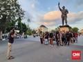 Aksi Kamisan Mahasiswa Solo Tolak Politik Dinasti
