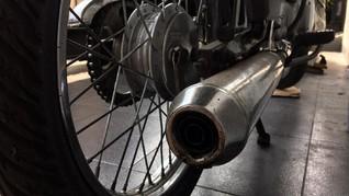 Polisi Mulai Razia Knalpot Racing di DKI, Sanksi Motor Disita