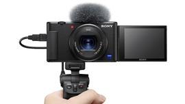 Kamera Poket Sony ZV-1 Tantang Kamera HP, Dilego Rp10 Juta
