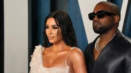 Kim K Merasa Kanye West Tak Ada Niat Perbaiki Perkawinan