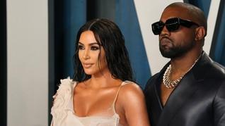 Usai Kisruh Kampanye, Kanye West dan Kim Kardashian Liburan