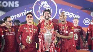 Jersey Baru Liverpool Kembali ke Era 90an