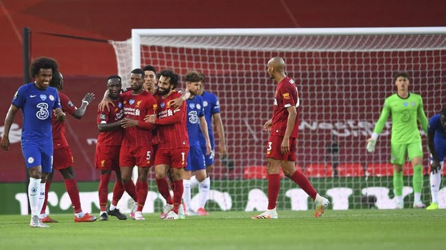 Liverpool vs Chelsea: The Blues Susah Menang di Anfield