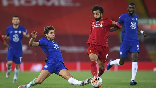 Pelatih Liverpool Jurgen Klopp memiliki dua masalah yang harus diselesaikan jelang bertemu Chelsea di Liga Inggris 2020/2021.