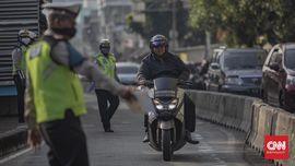 Polisi Terapkan Poin ke Pelanggar Lalu Lintas, SIM Dicabut