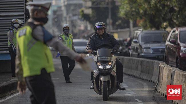Sistem poin pada pelanggaran lalu lintas berlaku sejak 19 Februari, terdapat sanksi penahanan atau pencabutan SIM tergantung jumlah poin.