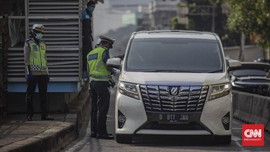 Operasi Patuh Jaya, Seorang PNS Kemendes Tak Terima Ditilang