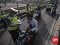 Polisi Keluarkan 4.240 Tilang, Terbanyak di Jakpus dan Jaktim