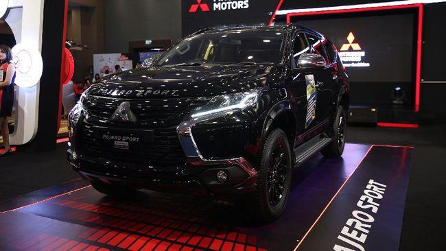 Mitsubishi Pajero Sport Rockford Fosgate dijual dengan banderol Rp572 juta on the road Jakarta.