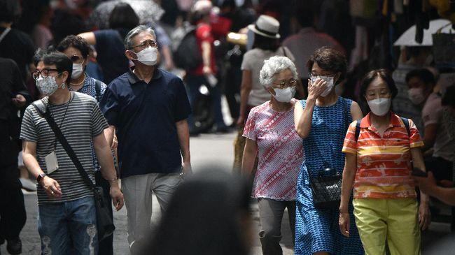 Untuk pertama kalinya dalam sejarah, populasi Korea Selatan pada 2020 telah menurun. Tren ini diperkirakan akan memburuk di 2021 di tengah pandemi.