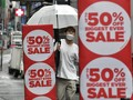 FOTO: Korea Selatan Jatuh ke Jurang Resesi karena Corona
