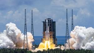 Penjelajah China Diperkirakan Tiba di Mars Akhir Pekan Ini
