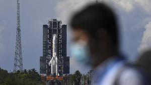 FOTO: Misi Perdana China ke Mars