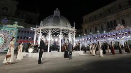 FOTO:  Show Perdana Pandemi Dior Tanpa Penonton