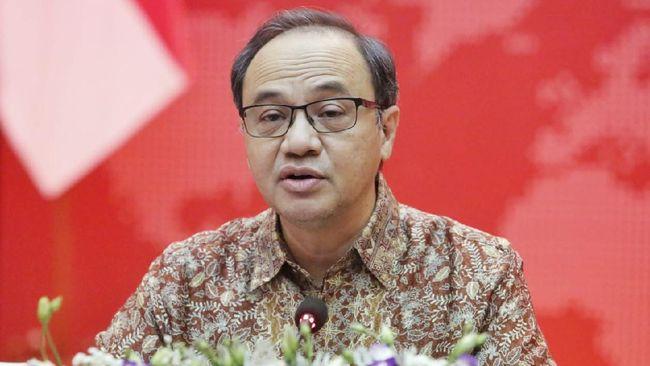 Kemlu RI tengah meminta klarifikasi Kedubes Jerman di Jakarta soal laporan salah satu diplomatnya mengunjungi markas Front Pembela Islam (FPI).