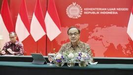 Indonesia Kecam Presiden Prancis Macron soal Hina Islam