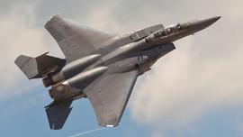 AS Konfirmasi Jet Tempur F-15 Eagle Cegat Pesawat Sipil Iran