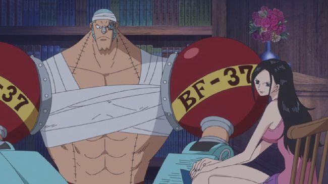 One Piece chapter 993 memberikan informasi yang cukup padat, termasuk kelanjutan pertarungan Kaidou dengan Nine Red Scabbards.