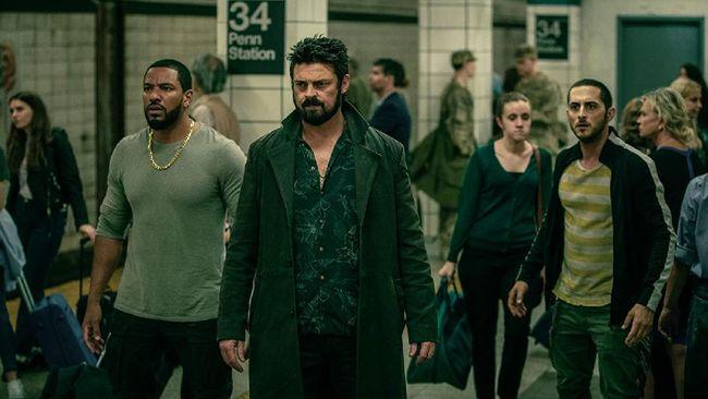Amazon langsung memproduksi proyek lepasan The Boys setelah musim kedua serial itu berjaya di layanan streaming.