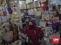 FOTO: Pandemi Corona Hantam Usaha Dekorasi Seserahan