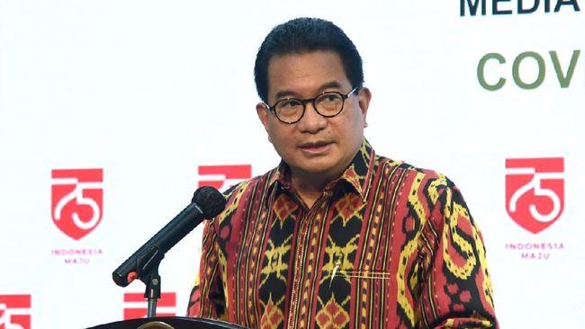 Jubir Satgas Covid-19 Wiku Adisasmito mengatakan ada 9 daerah prioritas dipantau pemerintah pusat karena laju penularan cenderung tinggi.