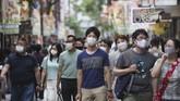 Pandemi virus corona ikut menampar sektor pariwisata Jepang yang biasanya mendulang puluhan juta kedatangan wisatawan mancanegara setiap tahunnya.