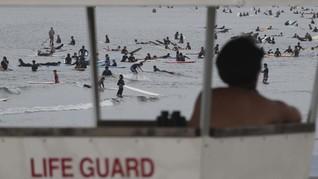 FOTO: Wisata Jepang Merangkak di Tengah Pandemi Corona