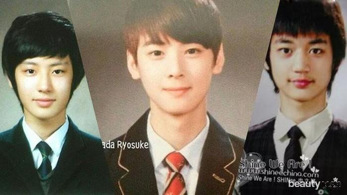 7 Foto Kelulusan Idol K-Pop Pria yang Buktikan Ketampanan Naturalnya