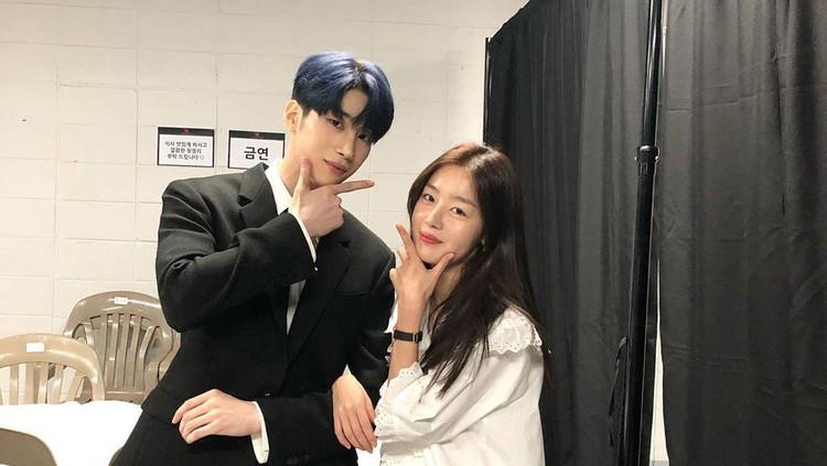 Han Sun Hwa dan Han Seung Woo