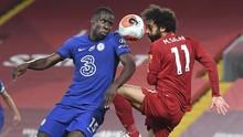 3 Senjata Liverpool Kalahkan Chelsea