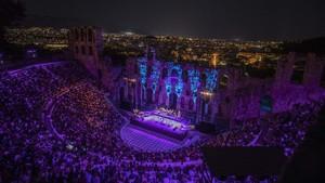 FOTO: Teater Kuno Yunani Berusia 2.300 Tahun Kembali 'Hidup'