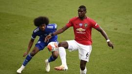 Man Utd Rawan Digusur Leicester
