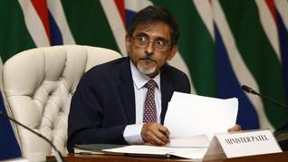 Menteri Perdagangan Afrika Selatan Positif Covid-19