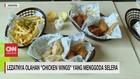 VIDEO: Lezatnya Olahan 'Chicken Wings' Yang Menggoda Selera