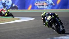 Rossi Bidik Podium ke-200 di MotoGP Ceko